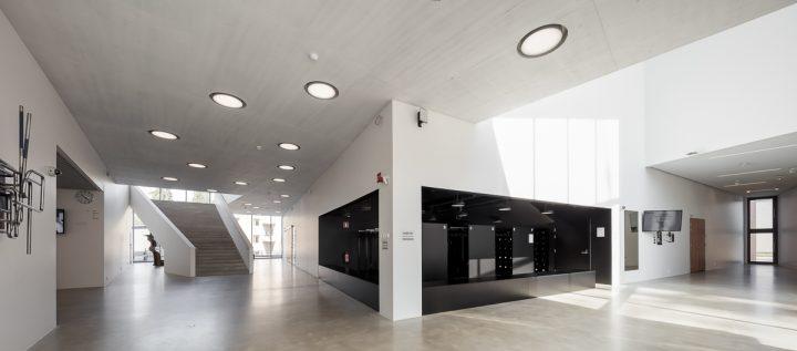Lobby, Kangasala Arts Centre