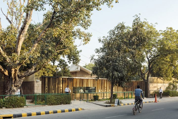 After the 2018 renovation, New Delhi Embassy of Finland