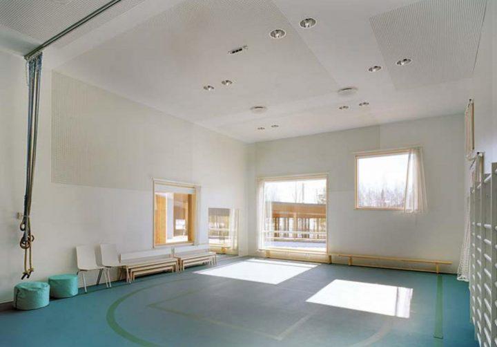 Hall, Tillinmäki Daycare Centre