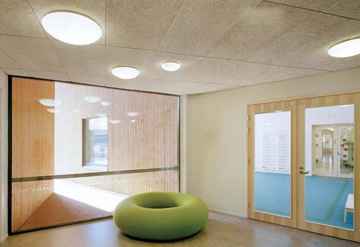 Group space, Tillinmäki Daycare Centre