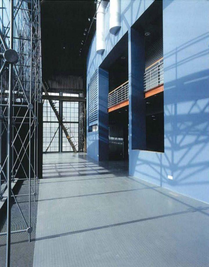 Corridor, Turku Arts Academy & Conservatory