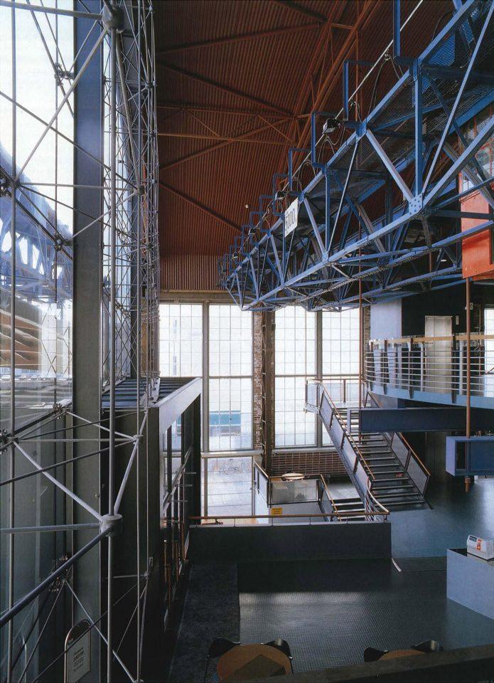 Foyer, Turku Arts Academy & Conservatory