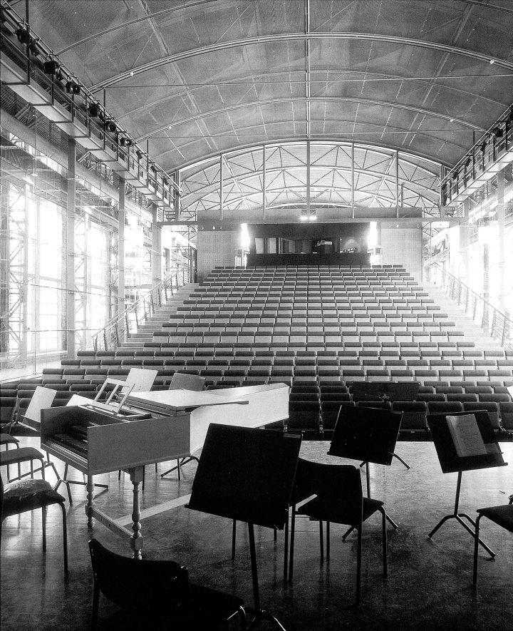 Concert hall, Turku Arts Academy & Conservatory