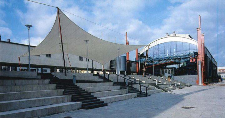 Varvintori Square, Turku Arts Academy & Conservatory
