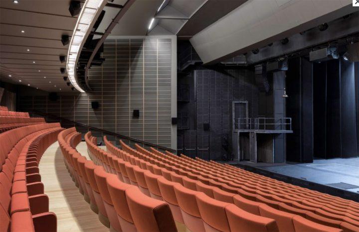 Large stage, Turku City Theatre