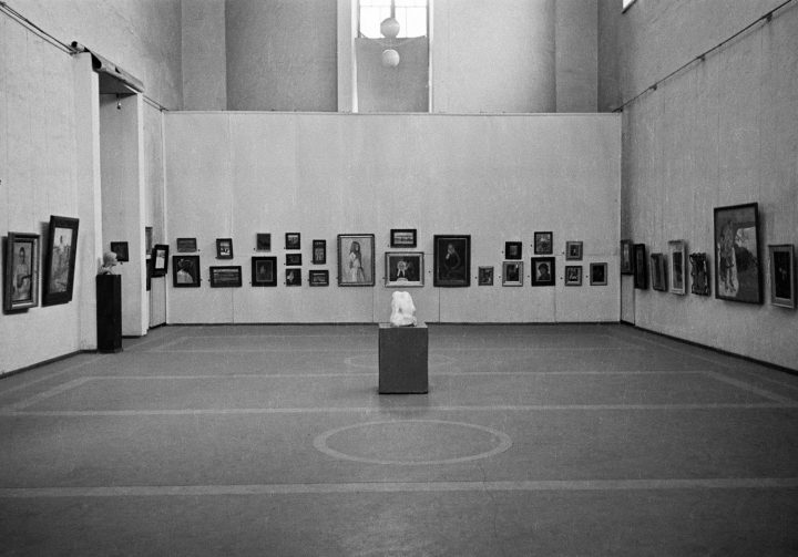 Finnish Art Society's 100 years jubileum exhibition in 1946, Kunsthalle Helsinki
