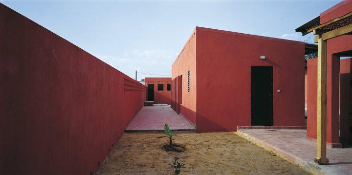 Courtyard, Women's Centre