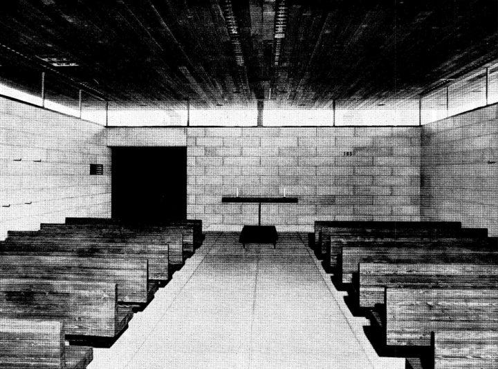 Interior of the smaller chapel, Vatiala Chapel