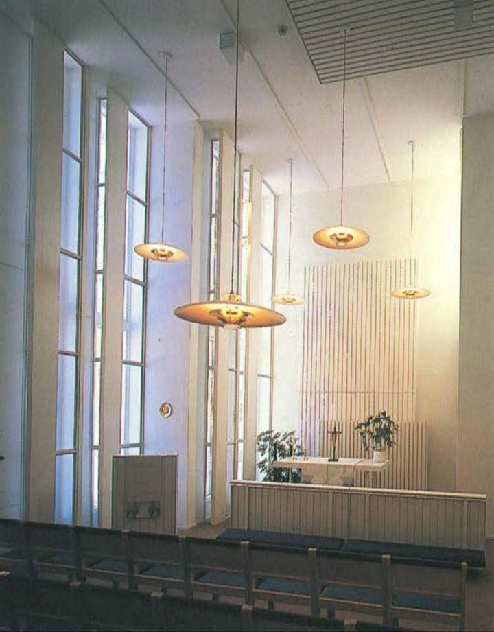 Swedish congregation hall, Myyrmäki Church