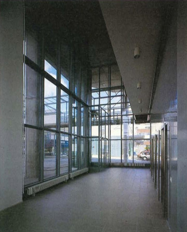 Itäkeskus Landmark