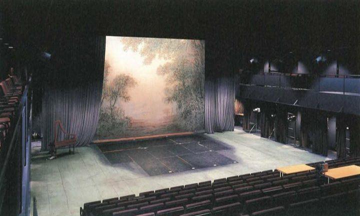Louhi Theatre, Espoo Cultural Centre