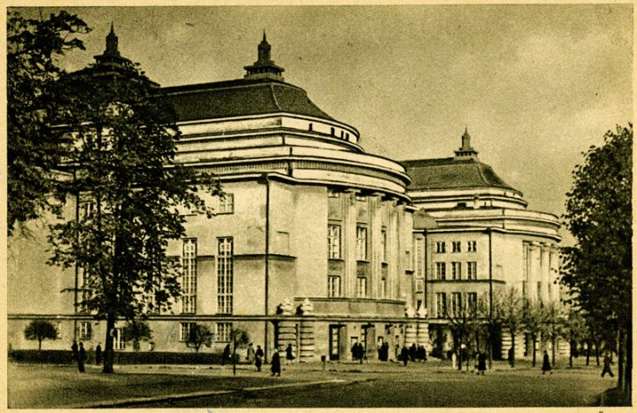 Photo from the 1920s, Estonia Theatre