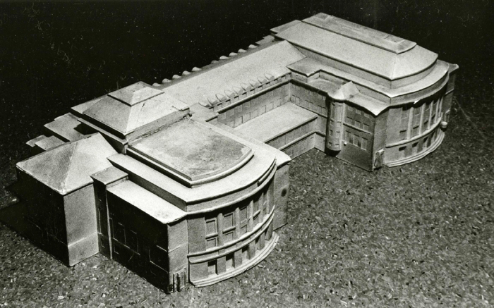 Scale model, Estonia Theatre
