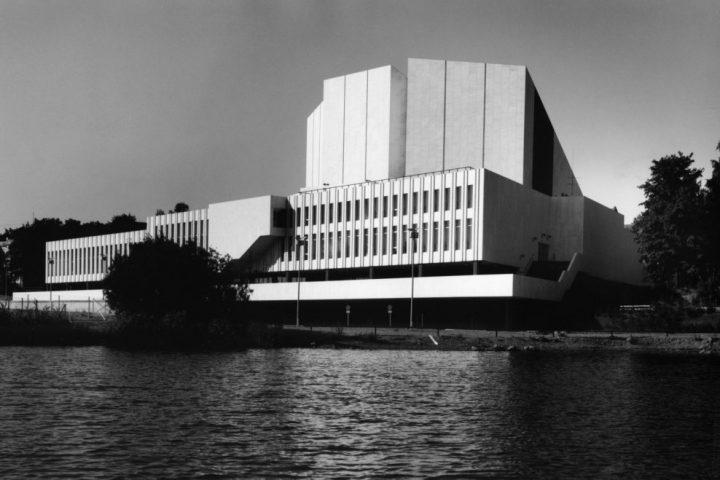 Finlandia Hall