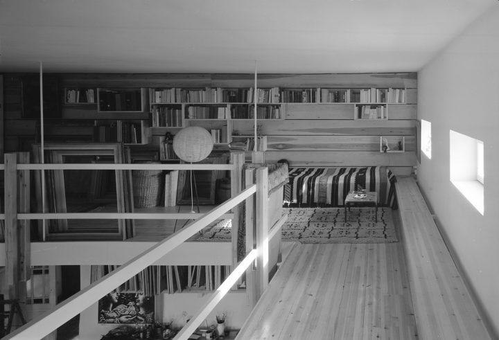 Gallery, Atelier Tove Jansson