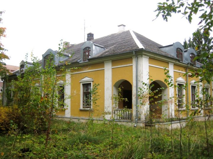 Photo from 2010, Aino and Oskar Kallas House