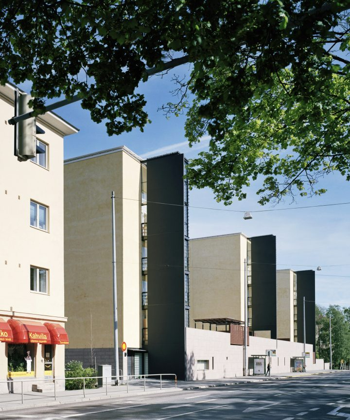 Käpykallio Housing