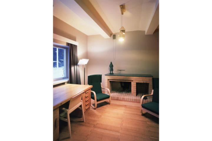 Master study, Kantola House