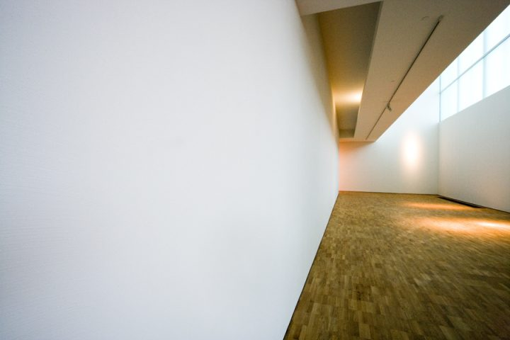Exhibition space, Kumu, Art Museum of Estonia