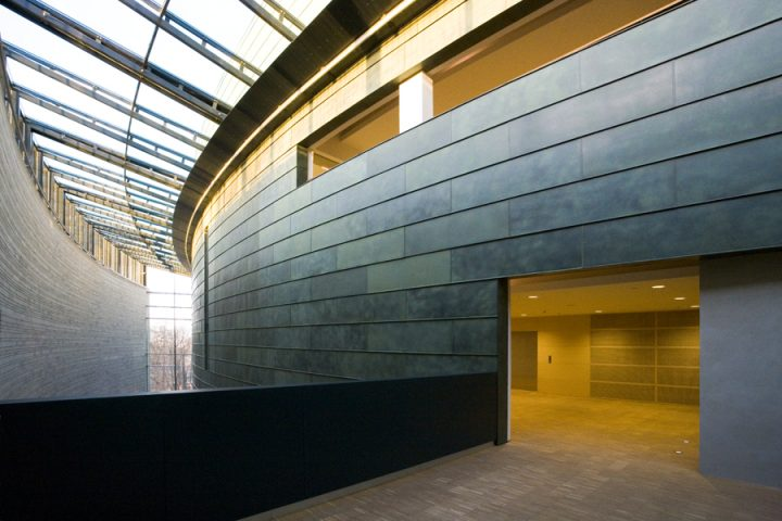 Upper floor, Kumu, Art Museum of Estonia