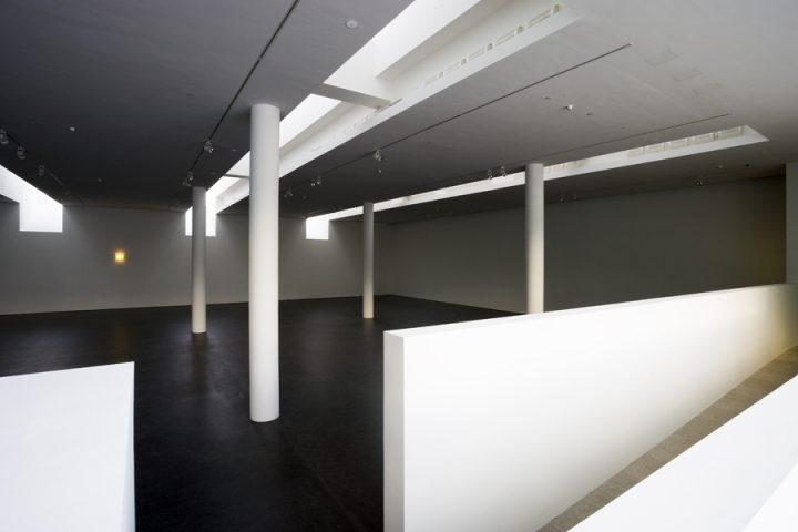 Exhibition space, Kumu, Art Museum of Estonia
