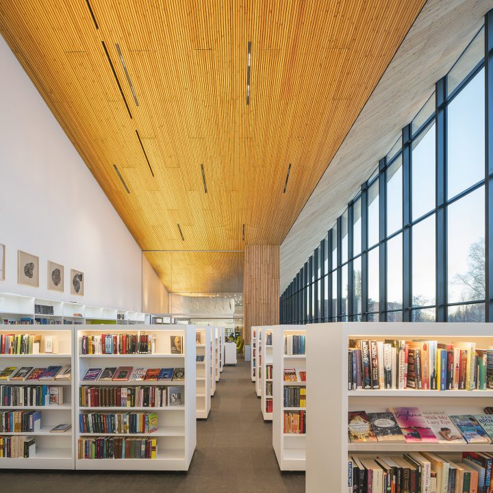 Library, Maunula Community Centre