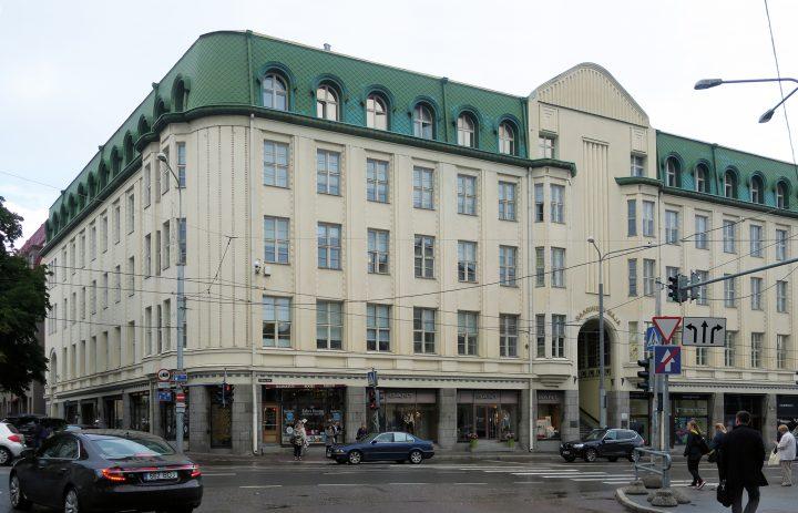 Photo from 2017, Saarinen House