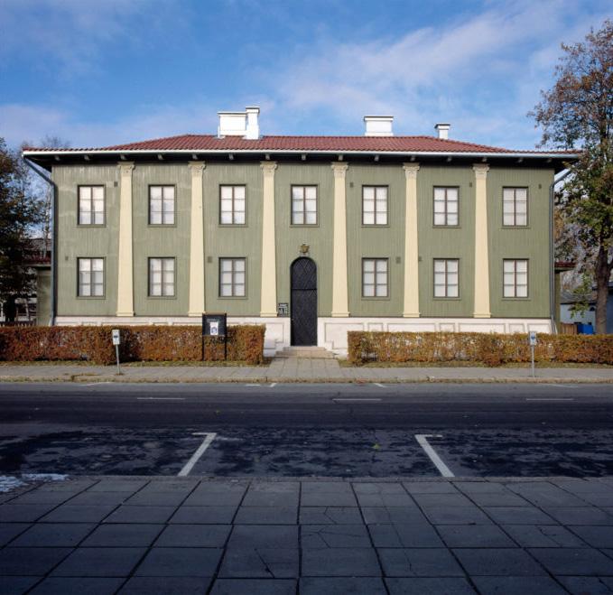 The Seinäjoki Defence Corps Building