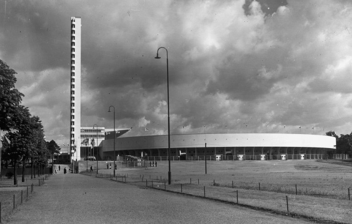1940s., Olympic Stadium