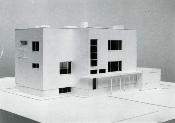 Scale model, Villa Tammekann