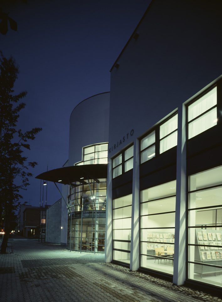 Joensuu City Library