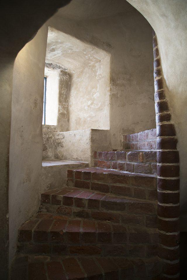 Medieval stairway, Turku Castle