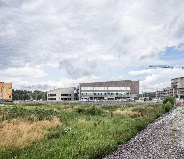 Opinmäki School and Learning Centre