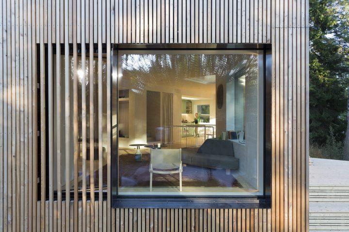 Living room window, MK5 House