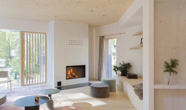 Living room, MK5 House