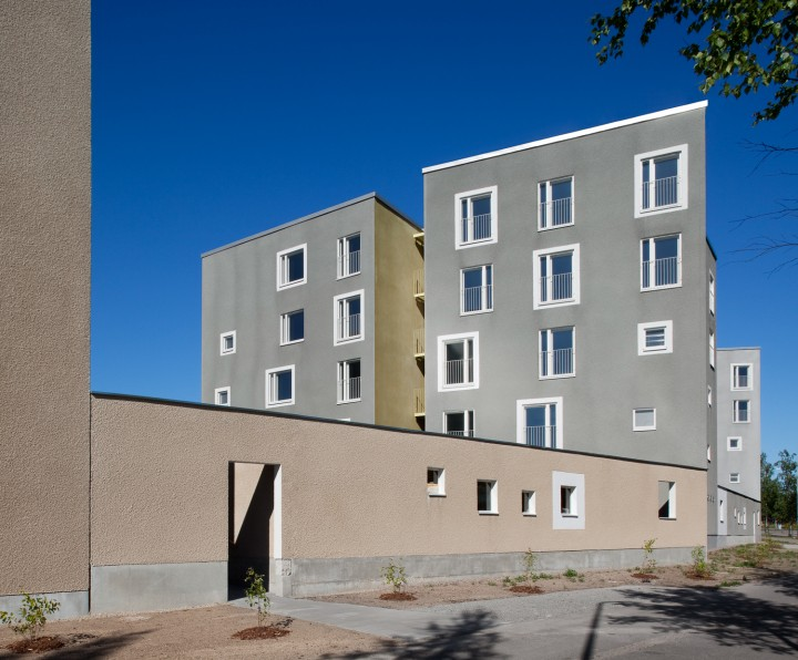 Viikki Science Park Student Housing