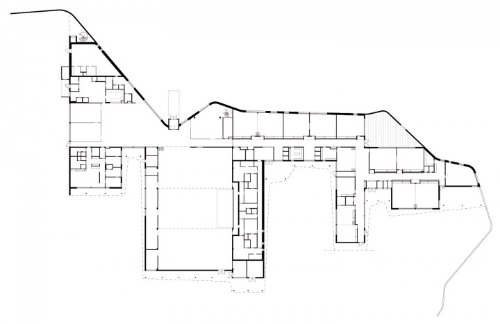 Floor plan, Niemenranta School