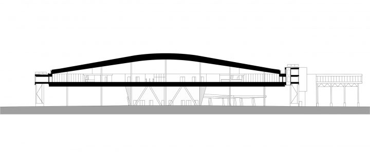 Section, West Terminal II