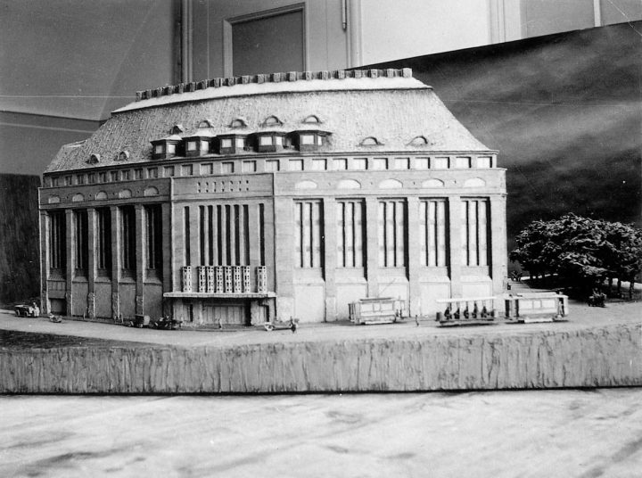 Scale model , Stockmann Department Store