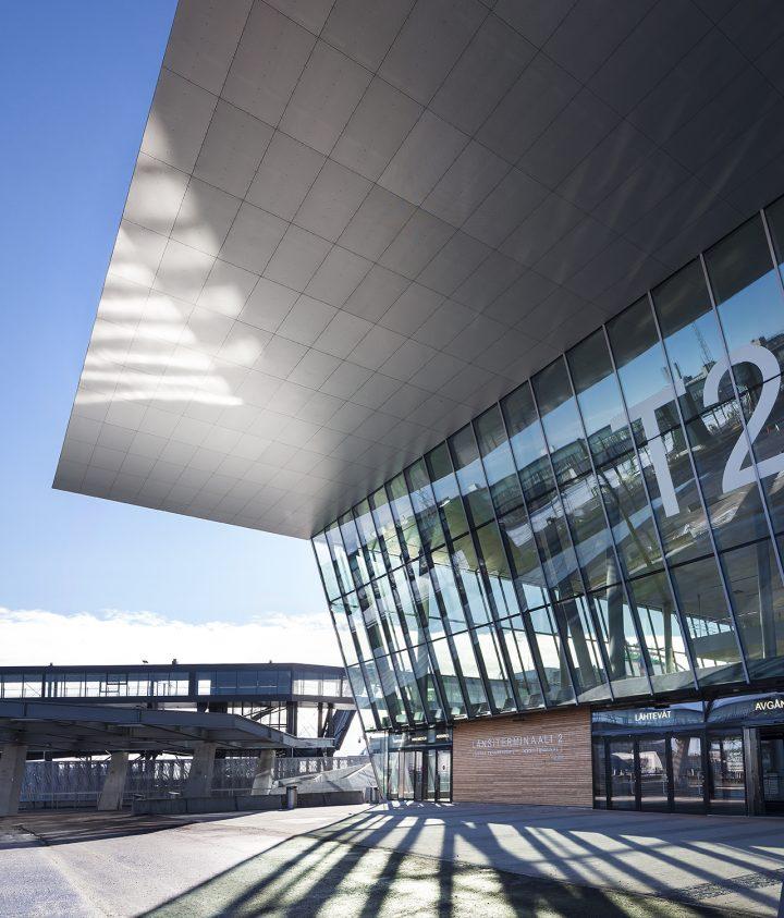 Entrance, West Terminal II
