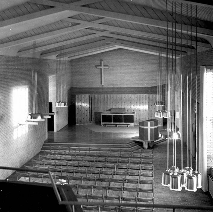 Assembly hall, Lohja Parish Hall