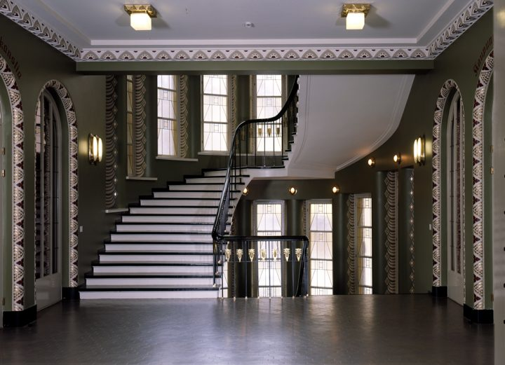 Staircase, Lahti Town Hall