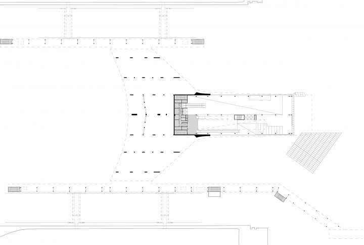 1st floor, West Terminal II