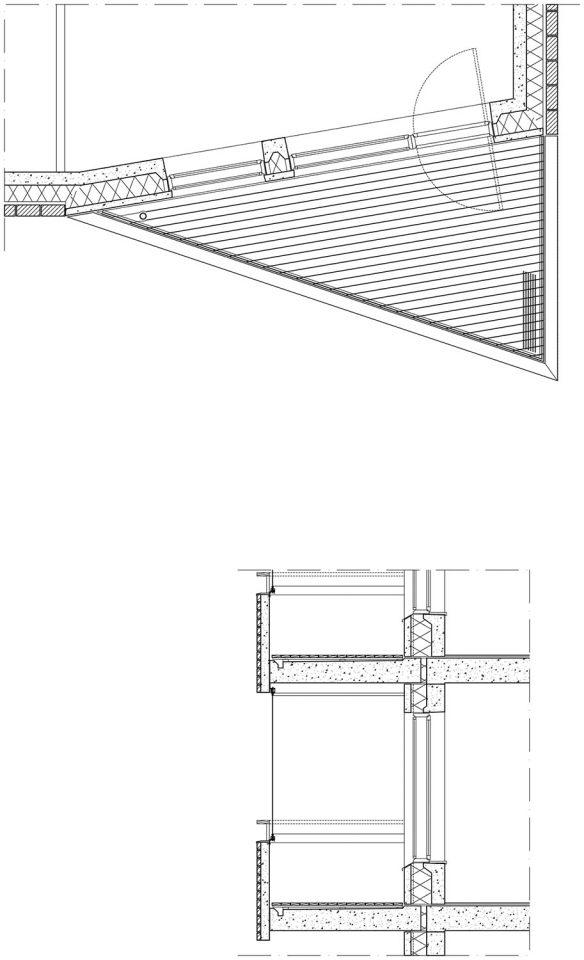 Balcony detail, Toukoranta Housing