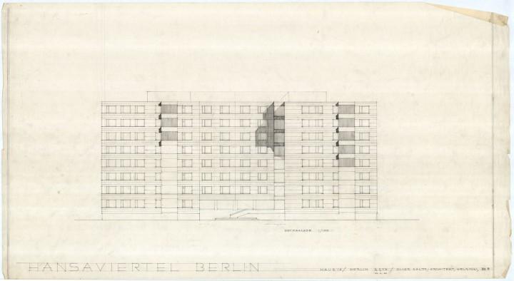 Hansaviertel Apartment House