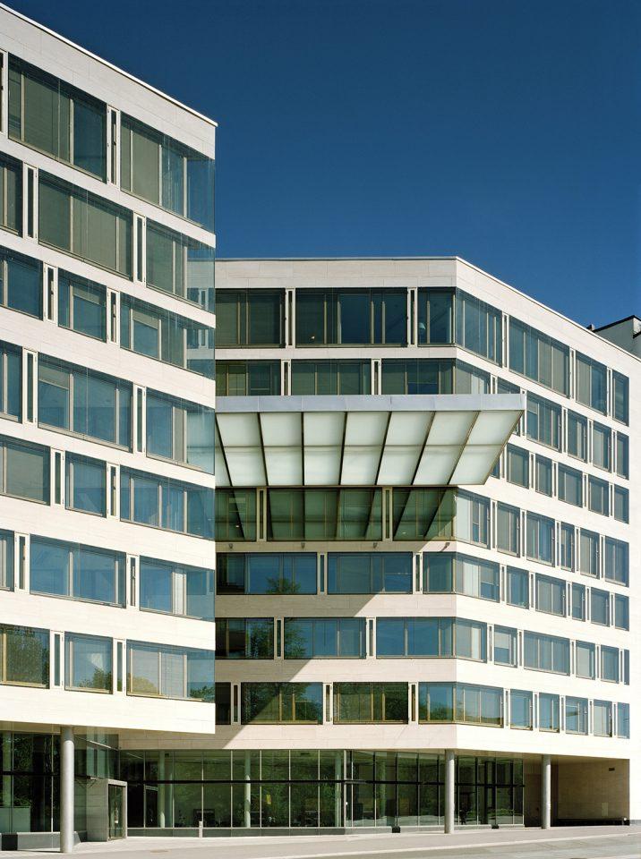 Keva Pension Fund Office Building