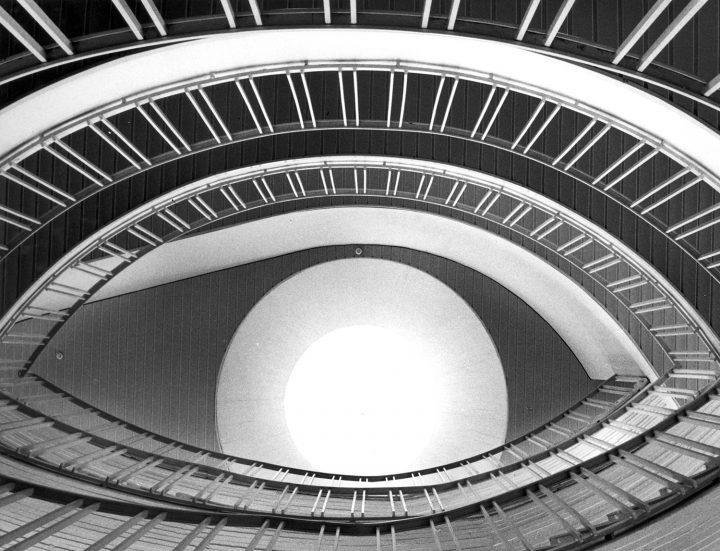 Skylight, Töölö Library