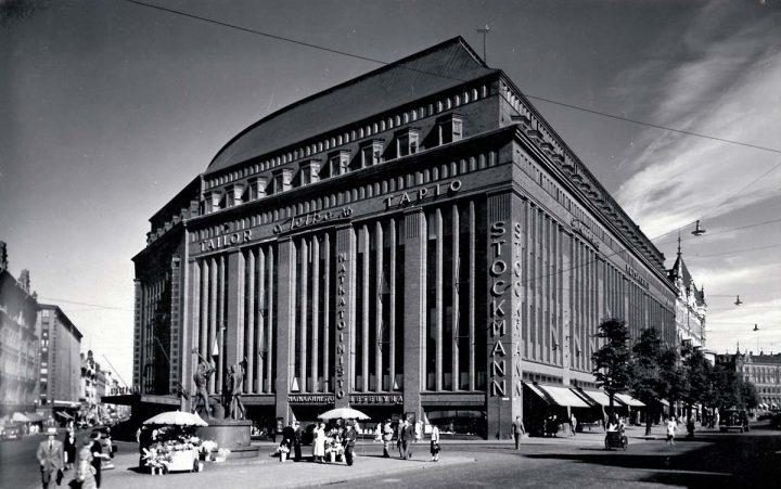 1930s, Stockmann Department Store