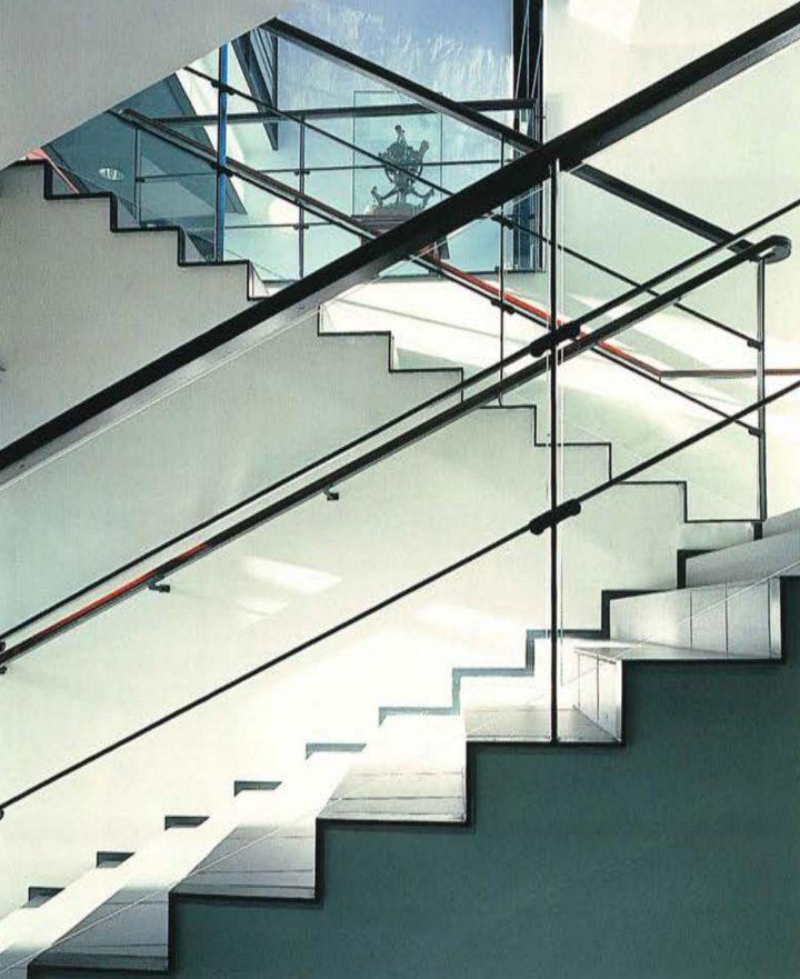 Stairway, Finnish Geospatial Research Institute