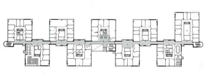 Second floor, Government Office Building